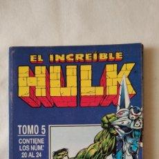 Cómics: # EL INCREIBLE HULK VOL. 2 Nº 5 RETAPADO. Lote 203810250