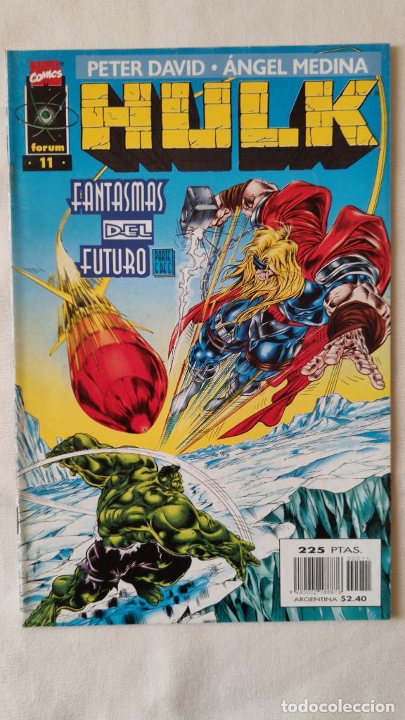 # HULK VOL. 2 Nº 11 (Tebeos y Comics - Forum - Hulk)