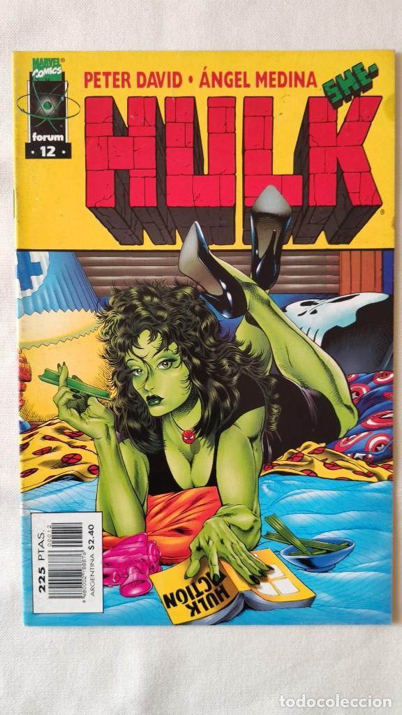 # HULK VOL. 2 Nº 12 (Tebeos y Comics - Forum - Hulk)