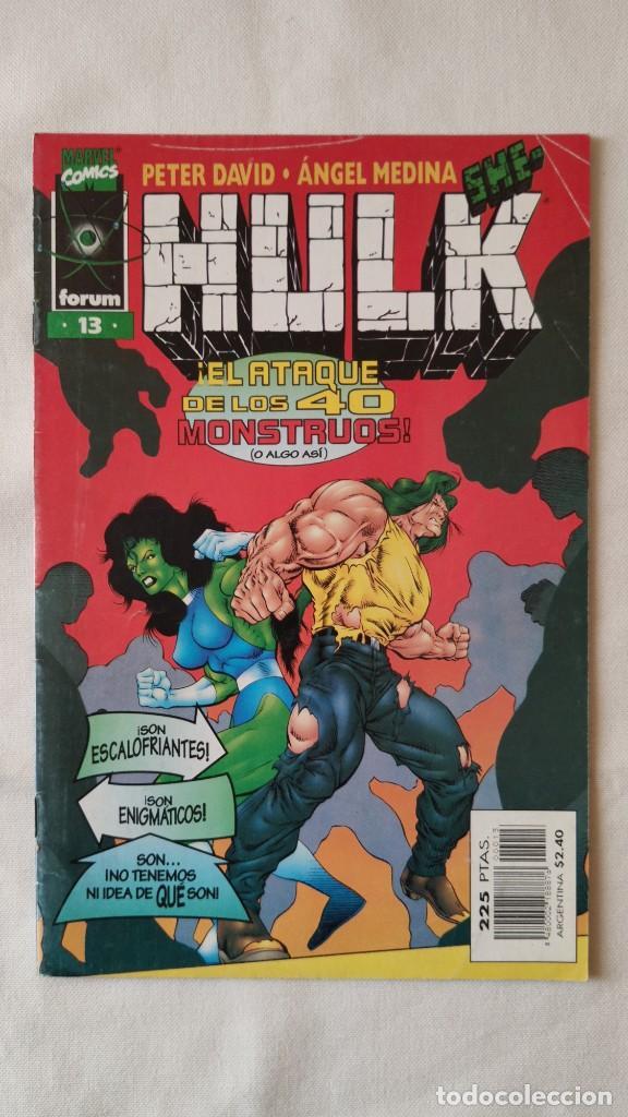 # HULK VOL. 2 Nº 13 (Tebeos y Comics - Forum - Hulk)