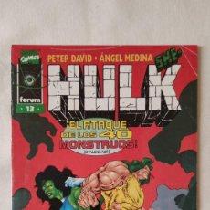 Cómics: # HULK VOL. 2 Nº 13. Lote 203812888
