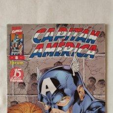 Cómics: # CAPITAN AMERICA HEROES REBORN Nº 8. Lote 203816078