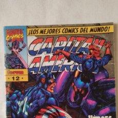 Cómics: # CAPITAN AMERICA HEROES REBORN Nº 12. Lote 203816170