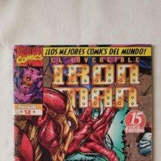 Cómics: # IRON MAN HEROES REBORN Nº 12. Lote 203816283