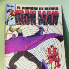 Cómics: HOMBRE DE HIERRO 5 IRON MAN FORUM LEER. Lote 203825801