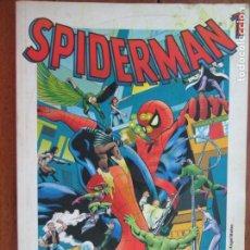 Cómics: SPIDERMAN 1 - MARVEL COMIC - GRANDES HÉROES DEL COMIC - BIBL. EL MUNDO 2003.. Lote 203827087