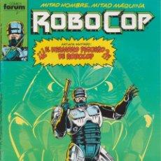 Cómics: CÓMIC MARVEL ` ROBOCOP ´ Nº 4 ED.PLANETA / FORUM 1990. Lote 203841986