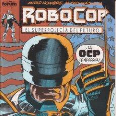 Cómics: CÓMIC MARVEL ` ROBOCOP ´ Nº 5 ED.PLANETA / FORUM 1990. Lote 203842043