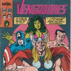 Cómics: CÓMIC MARVEL ` LOS VENGADORES ´ Nº 91 ED.PLANETA / FORUM. Lote 203845365