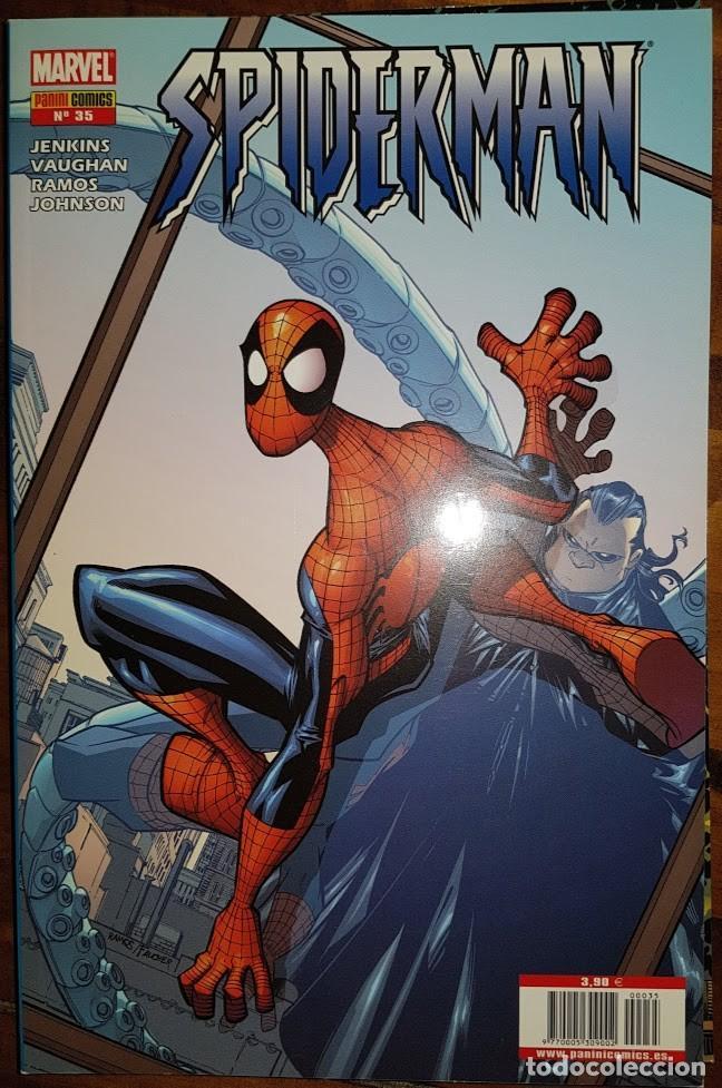 SPIDERMAN VOL 6 (LOMO AZUL) Nº 35. FORUM (Tebeos y Comics - Forum - Spiderman)