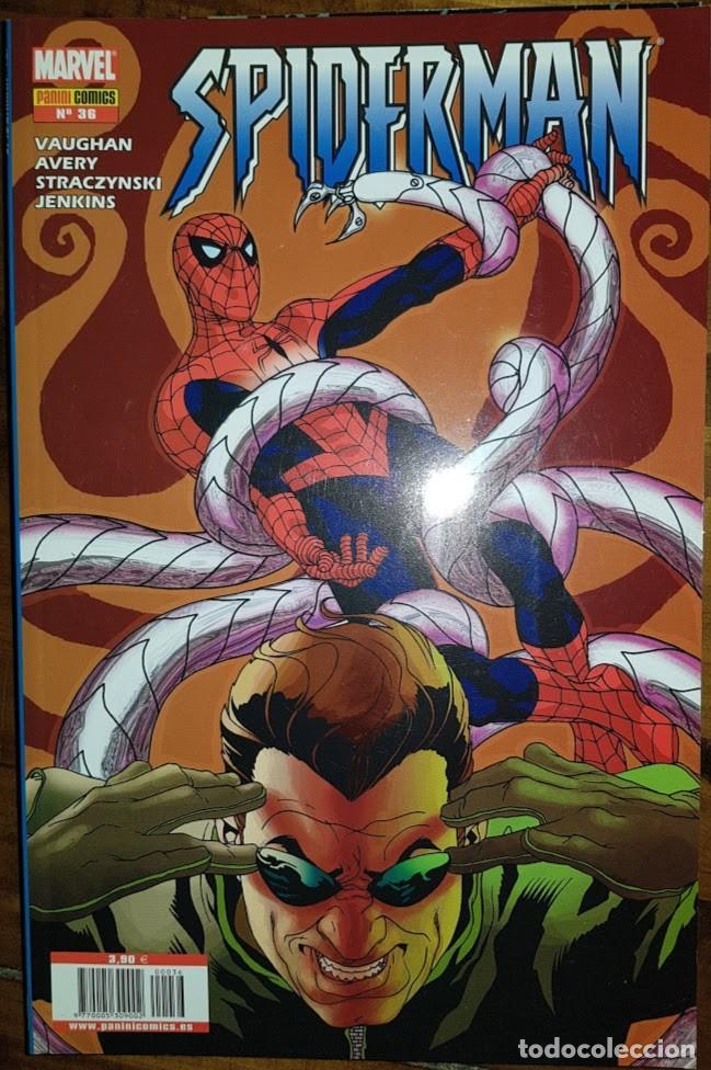 SPIDERMAN VOL 6 (LOMO AZUL) Nº 36. FORUM (Tebeos y Comics - Forum - Spiderman)