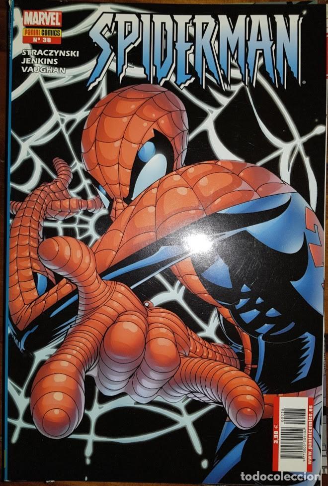 SPIDERMAN VOL 6 (LOMO AZUL) Nº 38. FORUM (Tebeos y Comics - Forum - Spiderman)