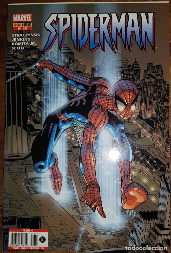 SPIDERMAN VOL 6 (LOMO AZUL) Nº 39. FORUM (Tebeos y Comics - Forum - Spiderman)