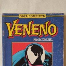 Cómics: # VENENO - PROTECTOR LETAL Nº UNICO RETAPADO. Lote 203874207