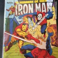 Fumetti: FORUM IRON MAN NUMERO 37 MUY BUEN ESTADO. Lote 203911935