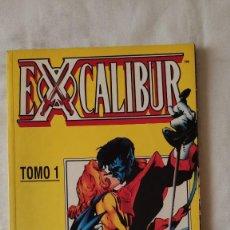 Cómics: # EXCALIBUR VOL. 2 TOMO 1 RETAPADO. Lote 203917435