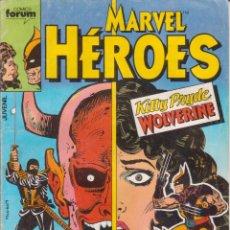 Cómics: CÓMIC ` MARVEL HEROES ´ Nº 2 ED ED.PLANETA / FORUM. Lote 203936830
