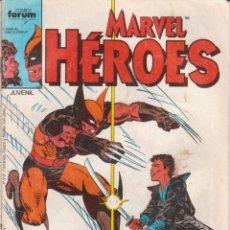 Cómics: CÓMIC ` MARVEL HEROES ´ Nº 3 ED ED.PLANETA / FORUM. Lote 203937558