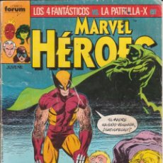 Cómics: CÓMIC ` MARVEL HEROES ´ Nº 12 ED ED.PLANETA / FORUM. Lote 203938652