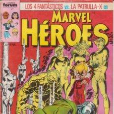 Cómics: CÓMIC ` MARVEL HEROES ´ Nº 14 ED ED.PLANETA / FORUM. Lote 203938910