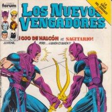 Cómics: CÓMIC MARVEL ` LOS NUEVOS VENGADORES ´ Nº 27 ED ED.PLANETA / FORUM. Lote 203942385