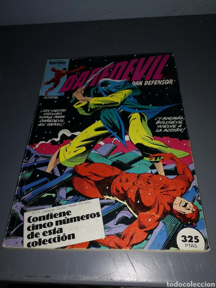 EST 12. A29. COMIC DE DAREDEVIL. NÚMERO 6. FORUM (Tebeos y Comics - Forum - Daredevil)