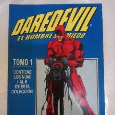 Cómics: DAREDEVIL TOMO 1 EL HOMBRE SIN MIEDO NÚMEROS 1 A 6. Lote 204107671