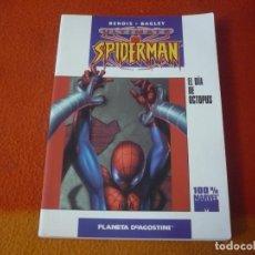 Cómics: ULTIMATE SPIDERMAN EL DIA DE OCTOPUS ( BENDIS BAGLEY ) ¡BUEN ESTADO! PLANETA MARVEL. Lote 204117852