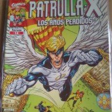 Cómics: PATRULLA X LOS AÑOS PERDIDOS 13 / PILA 3. Lote 204178133