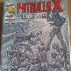 Cómics: PATRULLA X LOS AÑOS PERDIDOS 14 / PILA 3. Lote 204178851