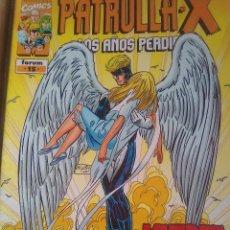 Cómics: PATRULLA X LOS AÑOS PERDIDOS 15 / PILA 3. Lote 204179073