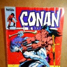Comics : CONAN EL BÁRBARO Nº 121. Lote 204188142