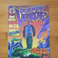 Cómics: DUENDE VERDE Nº 12 - ULTIMO NUMERO - MARVEL - FORUM (M1). Lote 204240097