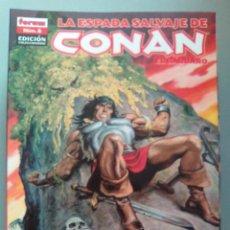 Cómics: LA ESPADA SALVAJE DE CONAN 6 - EDICIÓN COLECCIONISTA / SEV2020. Lote 204325131