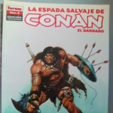 Cómics: LA ESPADA SALVAJE DE CONAN 4 - EDICIÓN COLECCIONISTA / SEV2020. Lote 204326152