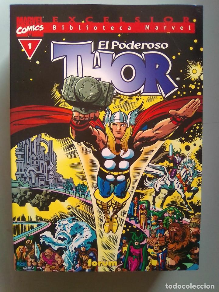 BIBLIOTECA MARVEL EXCELSIOR - THOR 1 / SEV2020 (Tebeos y Comics - Forum - Prestiges y Tomos)