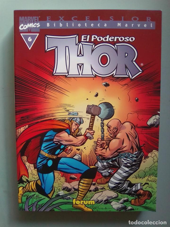 BIBLIOTECA MARVEL EXCELSIOR - THOR 6 / SEV2020 (Tebeos y Comics - Forum - Prestiges y Tomos)