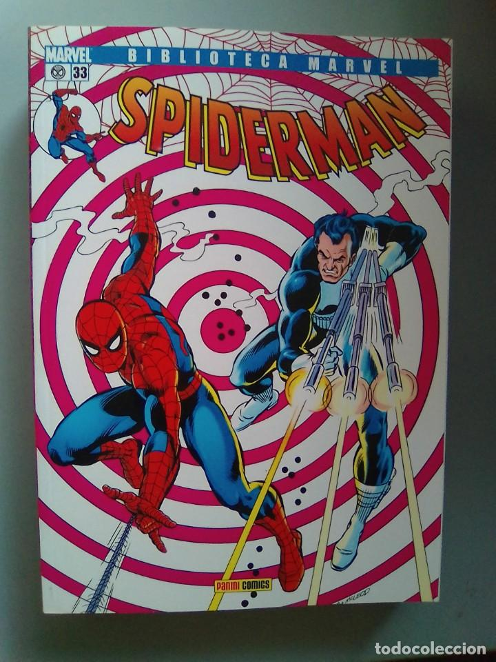 BIBLIOTECA MARVEL EXCELSIOR - SPIDERMAN 33 / SEV2020 (Tebeos y Comics - Forum - Prestiges y Tomos)
