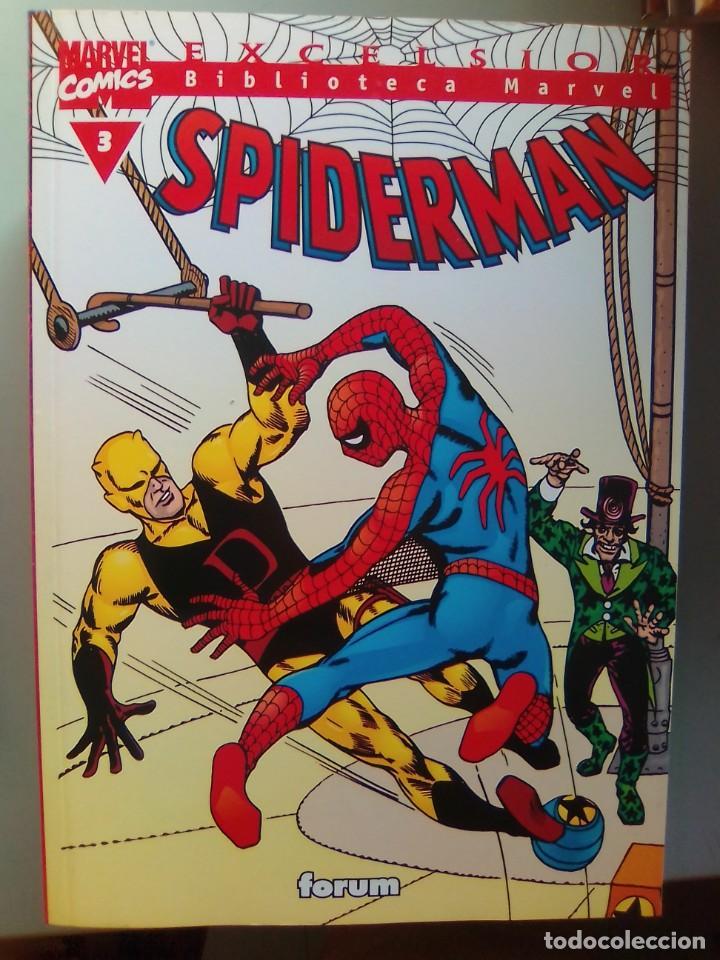BIBLIOTECA MARVEL EXCELSIOR - SPIDERMAN 3 / SEV2020 (Tebeos y Comics - Forum - Prestiges y Tomos)