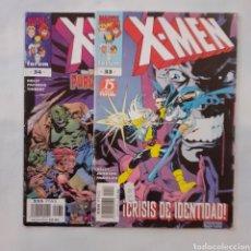 Cómics: 2 X-MEN. MARVEL FORUM. N° 33 Y 34. 1999.. Lote 204419533