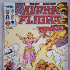 Fumetti: ALPHA FLIGHT 22. Lote 217312152