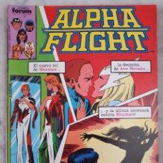 Cómics: ALPHA FLIGHT 14. Lote 217312222