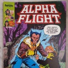 Cómics: ALPHA FLIGHT 10. Lote 217312251