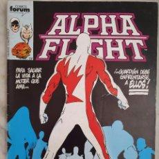 Cómics: ALPHA FLIGHT 7. Lote 217312188
