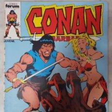 Cómics: CONAN EL BARBARO 62. Lote 204473776