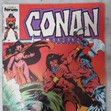 Cómics: CONAN EL BARBARO 61. Lote 204474308