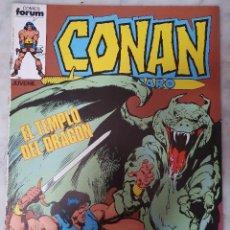 Cómics: CONAN EL BARBARO 65. Lote 204474418