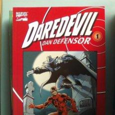 Cómics: DAREDEVIL DAN DEFENSOR 1 /SEV2020. Lote 204535561