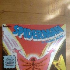 Cómics: FORUM - SPIDERMAN VOL.1 RETAPADO CON LOS NUMS. 116 AL 120. Lote 204546850