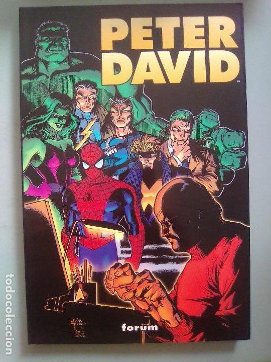 PETER DAVID TOMO GORDO /SEV2020 (Tebeos y Comics - Forum - Prestiges y Tomos)